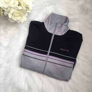 adidas Zip Track Sweater Jacket